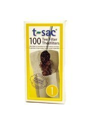 Filtry jednorazowe do herbaty t-sac 1