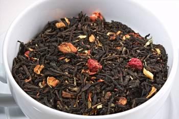 Herbata czarna - Imbirowo-Pomarańczowa