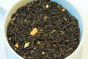 Herbata czarna - Limonka i Grejpfrut