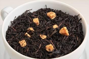 Herbata czarna - Toffee