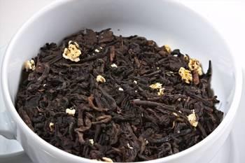 Herbata czerwona - Pu Erh Truskawki w Śmietanie