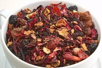 Herbata owocowa - Owocowy Zefirek