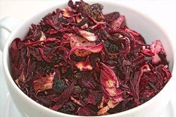 Herbata owocowa - Wiśnie w Rumie