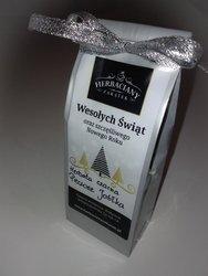 Herbata świąteczna WESOŁYCH ŚWIĄT srebrna