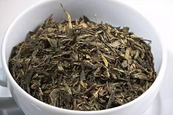 Herbata zielona - Miętowa