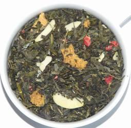Herbata zielona - Piernikowy Ludek