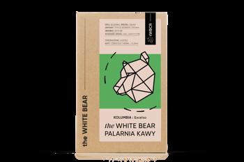 The White Bear Kolumbia Excelso 1000g kawa ziarnista