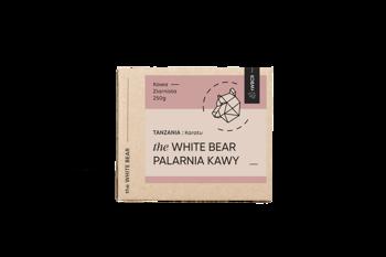 The White Bear Tanzania Karatu 250g kawa ziarnista