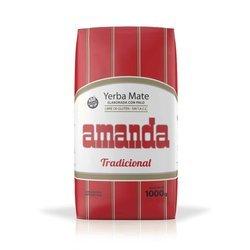 Yerba Mate Amanda Tradicional 1000g