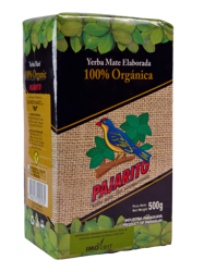 Yerba Mate Pajarito Organica 500g