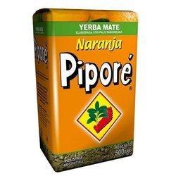 Yerba Mate Pipore Naranja 500g pomarańczowa