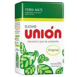 Yerba Mate Union Suave 500g Elaborada