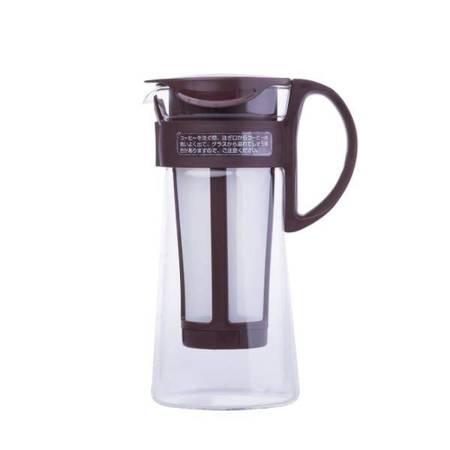 Hario - Mizudashi Coffee Pot Mini - Brązowy 600ml