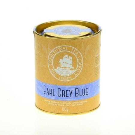 Herbata czarna - Earl Grey Blue - w puszce 100g