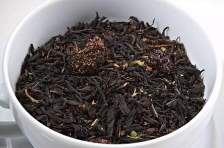 Herbata czarna JEŻYNOWA