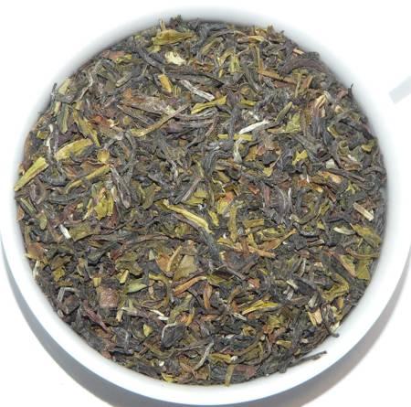 Herbata zielona - Darjeeling FTGFOP1 Snow View Green Leaf