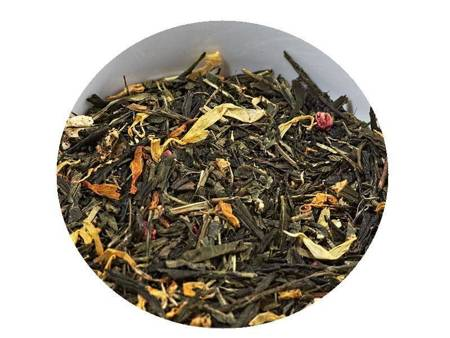Herbata zielona - Dotyk Motyla