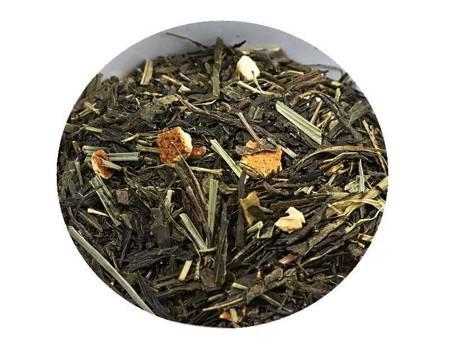Herbata zielona - Sencha Lemon