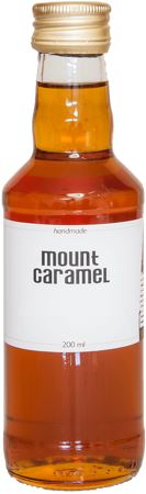 Mount Caramel - syrop ananasowy 200ml