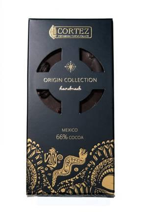 Single Origin Mexico Czekolada ciemna z kawą