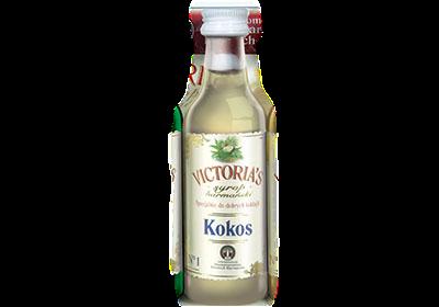 Victoria's Cymes - syrop Kokos 50ml