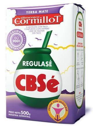 Yerba Mate CBSe Regulase 500g