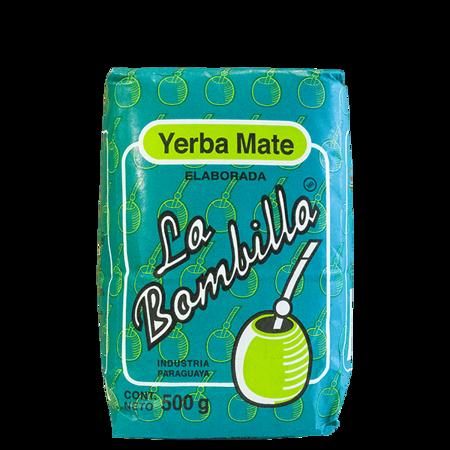 Yerba Mate La Bombilla 500g