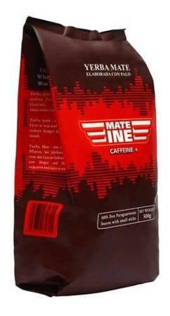 Yerba Mate Mateine Caffeine+ 500g