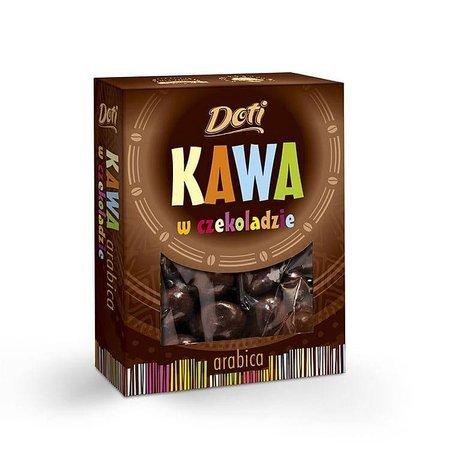 Ziarna kawy w czekoladzie 30g Doti